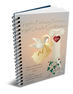 Angel Pathway Process Oracle Certification Book by Nancy Livingston