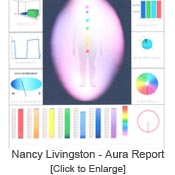 Nancy Livingston - Aura report