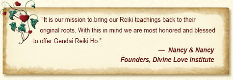 Gendai Reiki Ho classes and workshops in South Florida